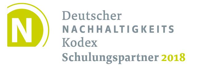 Deutscher Nachhaltigkeits Kodex – Schulungspartner 2016
